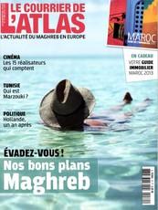 Le Courrier de l'Atlas N° 136 Mai 2019