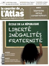 Le Courrier de l'Atlas N° 140 Octobre 2019