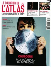 Le Courrier de l'Atlas N° 141 Novembre 2019