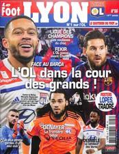 Le Foot Lyon magazine N° 66 Février 2019