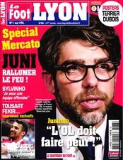 Le Foot Lyon magazine N° 68 Juin 2019