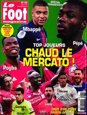 Le Foot Magazine N° 132 Avril 2019