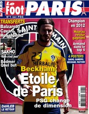 Le Foot Paris Magazine N° 26 Septembre 2019