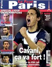 Le Foot Paris Magazine N° 26 Septembre 2019