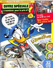Le Journal de Mickey N° 3526 Janvier 2020