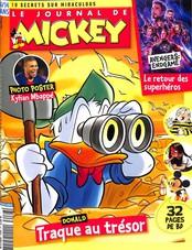 Le Journal de Mickey N° 3488 Avril 2019