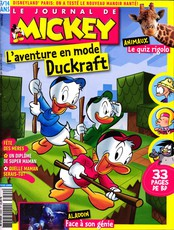 Le Journal de Mickey N° 3492 Mai 2019