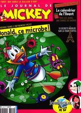 Le Journal de Mickey N° 3520 Décembre 2019