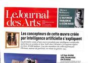 Le Journal des Arts N° 532 Novembre 2019