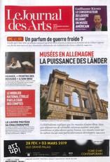 Le Journal des Arts N° 517 Février 2019