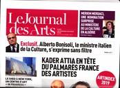 Le Journal des Arts N° 521 Avril 2019