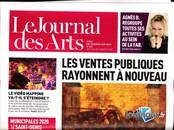 Le Journal des Arts N° 537 Janvier 2020