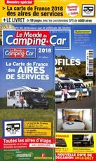Le monde du Camping-car N° 308 Janvier 2019