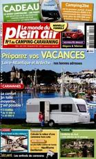 Le Monde du plein air N° 149 Mars 2019