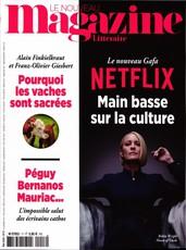 Le nouveau magazine littéraire N° 17 Avril 2019