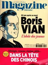Le nouveau magazine littéraire N° 18 Mai 2019