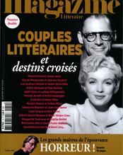 Le nouveau magazine littéraire N° 21 Août 2019