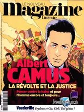 Le nouveau magazine littéraire N° 25 Décembre 2019
