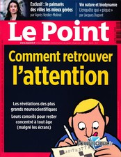 Le Point N° 2474 Janvier 2020