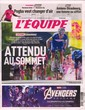 L'Equipe N° 424 Avril 2019