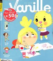 Les P'tites filles à la vanille N° 141 Avril 2019