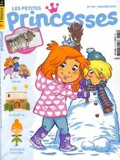 Les p'tites Princesses N° 170 Décembre 2018