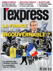 L'Express N° 3524 Janvier 2019