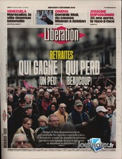 Libération N° 1202 Décembre 2019