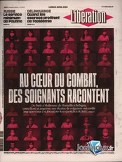 Libération N° 406 Avril 2020