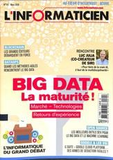 L'informaticien N° 177 Mai 2019