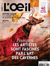 L'OEil N° 724 Mai 2019