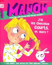 Manon N° 176 Octobre 2019