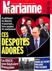 Marianne N° 1174 Septembre 2019