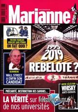 Marianne N° 1186 Décembre 2019