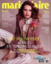 Marie Claire N° 810 Janvier 2020