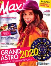 Maxi N° 1725 Novembre 2019