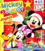 Mickey junior N° 411 Décembre 2019