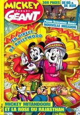 Mickey Parade Géant N° 370 Mai 2019