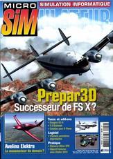 Micro Simulateur N° 309 Octobre 2019