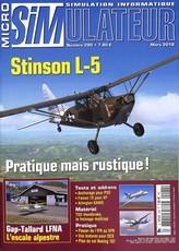 Micro Simulateur N° 306 Juillet 2019