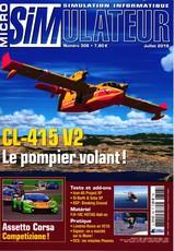 Micro Simulateur N° 307 Août 2019