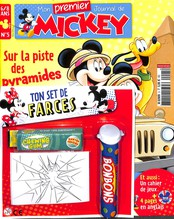 Mon premier Journal de Mickey N° 5 Avril 2019
