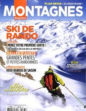 Montagnes Magazine N° 463 Mars 2019
