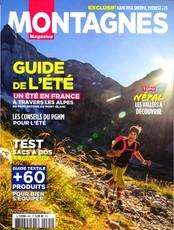 Montagnes Magazine N° 465 Juin 2019