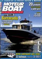 Moteur Boat Magazine N° 361 Décembre 2019