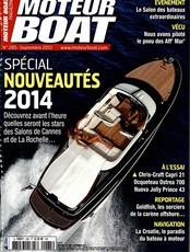 Moteur Boat Magazine N° 357 Août 2019