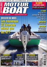 Moteur Boat Magazine N° 355 Juin 2019
