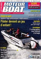 Moteur Boat Magazine N° 359 Octobre 2019