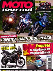 Moto Journal N° 2268 Novembre 2019