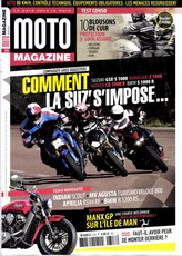 Moto Magazine N° 365 Février 2020